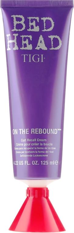 Lockencreme für das Haar - Tigi Bed Head On The Rebound Curl Recall Cream