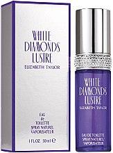 Düfte, Parfümerie und Kosmetik Elizabeth Taylor White Diamonds Lustre - Eau de Toilette