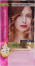 Düfte, Parfümerie und Kosmetik Ammoniakfreies Tönungsshampoo mit Moringaöl und Kamille - Marion