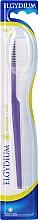Düfte, Parfümerie und Kosmetik Zahnbürste weich Classic violett - Elgydium Classic Soft Toothbrush