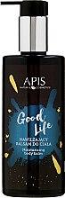 Düfte, Parfümerie und Kosmetik Feuchtigkeitsspendende Körperlotion - APIS Professional Good Life