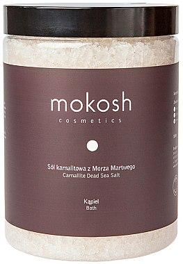 Natürliches Badesalz aus dem Toten Meer - Mokosh Cosmetics Dead Sea Bath Salt — Bild N1