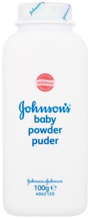 Puder für Babys - Johnson's Baby