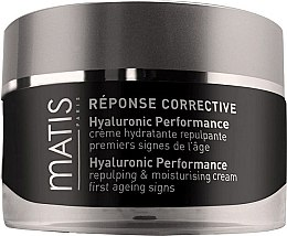 Anti-Aging Gesichtscreme mit Hyaluronsäure - Matis Reponse Corrective Hyaluronic Performance Cream — Bild N1
