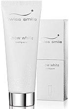 Düfte, Parfümerie und Kosmetik Zahncreme mit aufhellendem Effekt - Swiss Smile Snow White Toothpaste