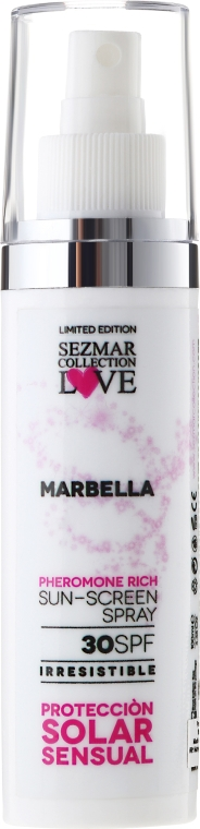 Sonnenschutzspray Marbella SPF 30 - Sezmar Collection Marbella