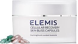 Düfte, Parfümerie und Kosmetik Kapseln für das Gesicht mit antioxidativen Ölen - Elemis Cellular Recovery Skin Bliss Capsules