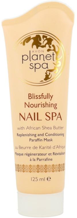 Paraffinmaske für Hände und Füße mit afrikanischer Sheabutter - Avon Planet Spa — Bild N1