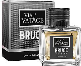 Düfte, Parfümerie und Kosmetik Via Vatage Bruce Bottled - Eau de Toilette