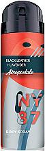 Düfte, Parfümerie und Kosmetik Parfümiertes Deospray - Aeropostale Black Leather + Lavender Fragrance Body Spray
