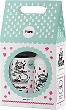 Düfte, Parfümerie und Kosmetik Körperpflegeset - Yope Zimowa Herbata (Handbalsam 300ml + Flüssigseife 500ml)