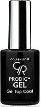 Düfte, Parfümerie und Kosmetik Gel Nagelüberlack - Golden Rose Prodigy Gel Top Coat