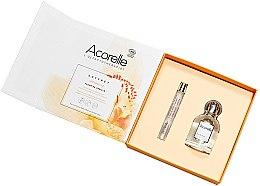Düfte, Parfümerie und Kosmetik Acorelle Fleur de Vainilla - Duftset (Eau de Parfum 50ml + Roll-On Parfum 10ml)