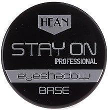Düfte, Parfümerie und Kosmetik Lidschattenbase - Hean Stay-On Professional Eyeshadow Base