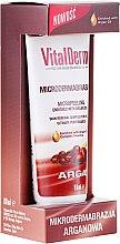 Düfte, Parfümerie und Kosmetik Feinkorn-Peeling für das Gesicht - VitalDerm Argana