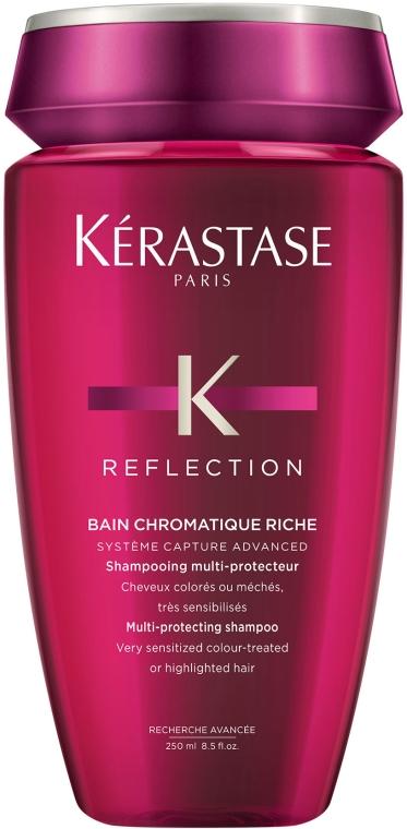 Schützendes Shampoo für coloriertes Haar - Kerastase Reflection Bain Chromatique Riche Shampoo