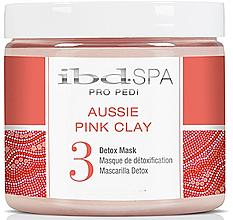 Düfte, Parfümerie und Kosmetik Detox-Maske für Hände und Füße mit rosa Tonerde - IBD Aussie Pink Clay Detox Mask