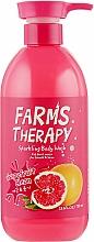 Düfte, Parfümerie und Kosmetik Duschgel Grapefruit - Farms Therapy Sparkling Body Wash Grapefruit