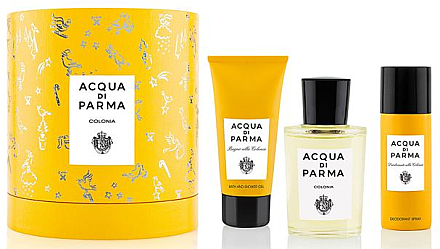 Acqua Di Parma Colonia - Duftset (Eau de Cologne 100ml + Duschgel 75ml + Deodorant 50ml)