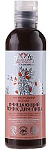 Düfte, Parfümerie und Kosmetik Sanftes Gesichtstonikum mit Arganöl & marokkanischer Rose - Planeta Organica 100% Natural Cleansing Face Toner