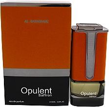 Düfte, Parfümerie und Kosmetik Al Haramain Opulent Saffron - Eau de Parfum