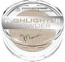 Düfte, Parfümerie und Kosmetik Gesichtspuder - Bell HYPOAllergenic Highlighter Powder by Marcelina