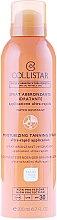 Düfte, Parfümerie und Kosmetik Feuchtigkeitsspendendes Bräunungsspray - Collistar Moisturizing Tanning Spray SPF30 200ml