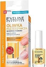 Düfte, Parfümerie und Kosmetik Pflegeöl für Nägel und Nagelhaut - Eveline Cosmetics Nail Therapy Professional