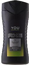 Düfte, Parfümerie und Kosmetik Duschgel - Axe You Shower Gel