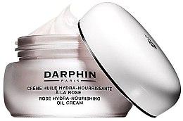 Düfte, Parfümerie und Kosmetik Nährende Gesichtscreme mit Rosenöl - Darphin Rose Hydra-Nourishing Oil Cream