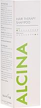 Mildes Shampoo für Haar und Kopfhaut - Alcina Hair Care Haar Therapie Shampoo — Bild N2