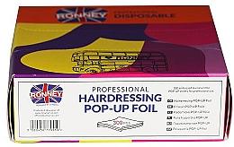Düfte, Parfümerie und Kosmetik Pop-Up Friseur-Folie 300 St. - Ronney Professional Hairdressing Pop-Up Foil