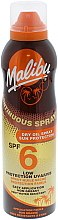 Düfte, Parfümerie und Kosmetik Sonnenschützendes trockenes Körperöl-Spray SPF 6 - Malibu Continuous Dry Oil Spray SPF 6