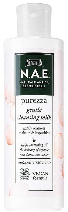 Sanfte Gesichtsreinigungsmilch zum Abschminken - N.A.E. Purezza Gentle Cleansing Milk