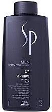 Düfte, Parfümerie und Kosmetik Shampoo für empfindliche Kopfhaut - Wella Wella SP Men Sensitive Shampoo