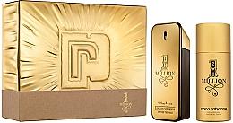 Düfte, Parfümerie und Kosmetik Paco Rabanne 1 Million - Duftset (Eau de Toilette 100ml + Deospray 150ml)