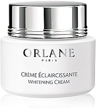 Düfte, Parfümerie und Kosmetik Aufhellende und zellerneuernde Gesichtscreme - Orlane Whitening Cream