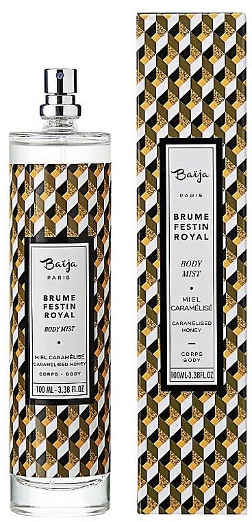 Parfümierter Körpernebel - Baija Festin Royal Body Mist