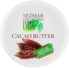 Düfte, Parfümerie und Kosmetik 100% natürliche Kakaobutter für Körper - Sezmar Collection