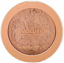 Düfte, Parfümerie und Kosmetik Bronzer für Gesicht - Makeup Revolution Reloaded Powder Bronzer