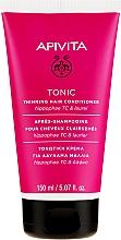Düfte, Parfümerie und Kosmetik Conditioner für dünnes Haar - Apivita Tonic Conditioner