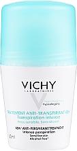 Düfte, Parfümerie und Kosmetik Deo Roll-on Antitranspirant für empfindliche Haut - Vichy 48 Hr Anti-Perspirant Treatment