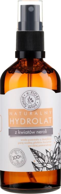 Gesichtshydrolat aus Neroli-Bluten - E-Fiore Hydrolat