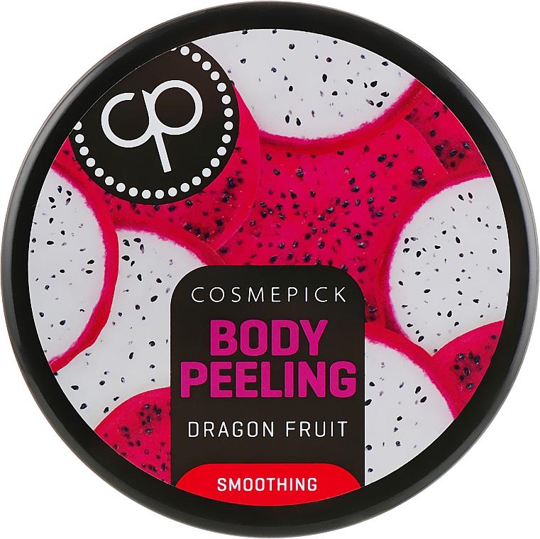 Glättendes Körperpeeling mit Pitahaya-Duft - Cosmepick Body Peeling Dragon Fruit — Bild N1