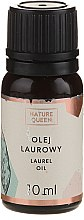 Düfte, Parfümerie und Kosmetik Ätherisches Öl Lorbeerblatt - Nature Queen Essential Oil Laurel