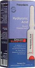Düfte, Parfümerie und Kosmetik Anti-Aging Gesichtscreme-Booster mit Hyaluronsäure - Frezyderm Hyaluronic Acid Cream Booster