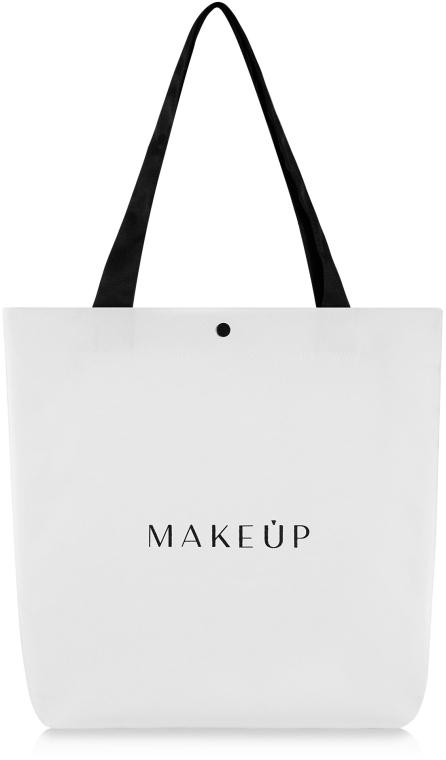 Weiße Tasche 42x39x9 cm - MakeUp