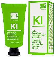 Düfte, Parfümerie und Kosmetik Pflegende und feuchtigkeitsspendende Tagescreme - Dr. Botanicals Kale Superfood Nourishing Day Moisturiser