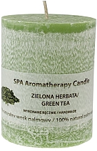 Düfte, Parfümerie und Kosmetik Duftkerze Grüner Tee - The Secret Soap Store SPA Aromatherapy Candle Green Tea