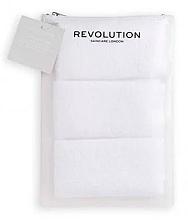 Düfte, Parfümerie und Kosmetik Mikrofasertuch zum Abschminken 3 St. - Revolution Skincare Microfiber Makeup Remover Towel